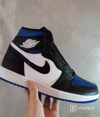 Jordan 1 Royal Toe