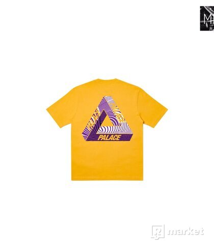 Palace Tri-Tex T-Shirt Yellow