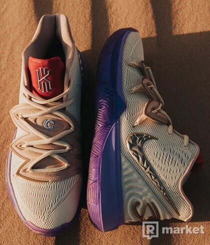 "CONCEPTS X NIKE KYRIE 5 ""IKHET""+exclusive Concepts packaging"
