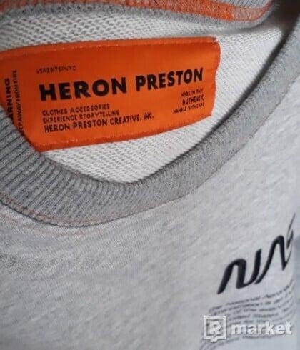 HERON PRESTON NASA - pánska mikina