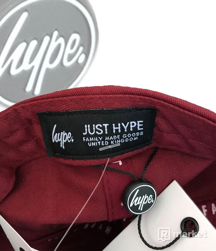 Hype Script Logo Dad Cap