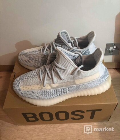 adidas Yeezy Boost 350 V2 Cloud White (Non-Reflective)