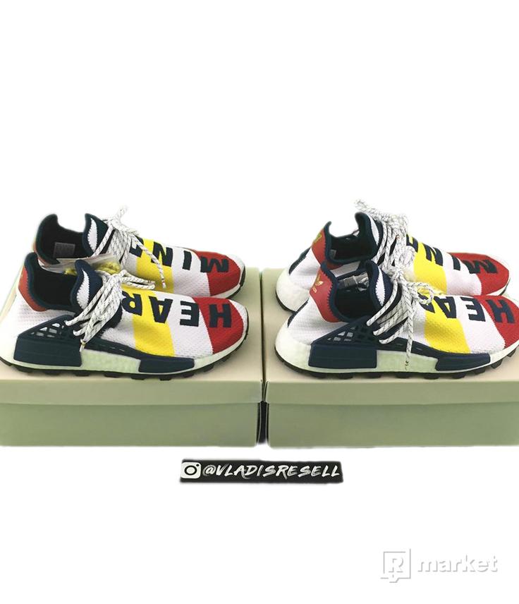 Adidas Human Race x BBC
