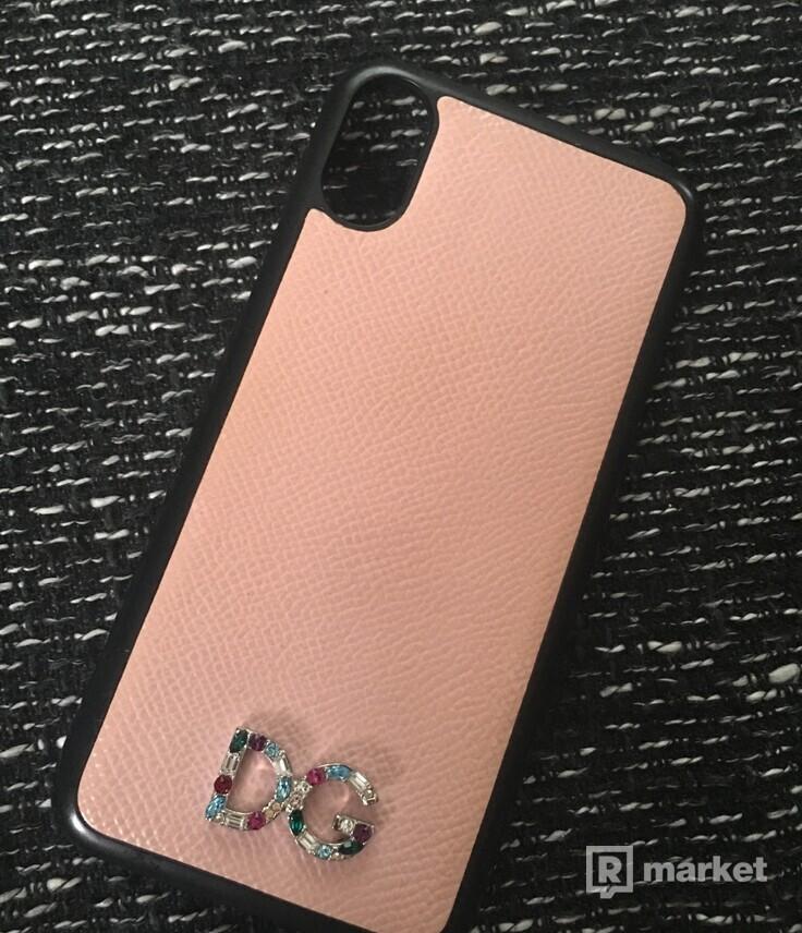 Kryt na Iphone X Dolce & Gabbana