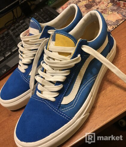 VANS OLD SKOOL 1966