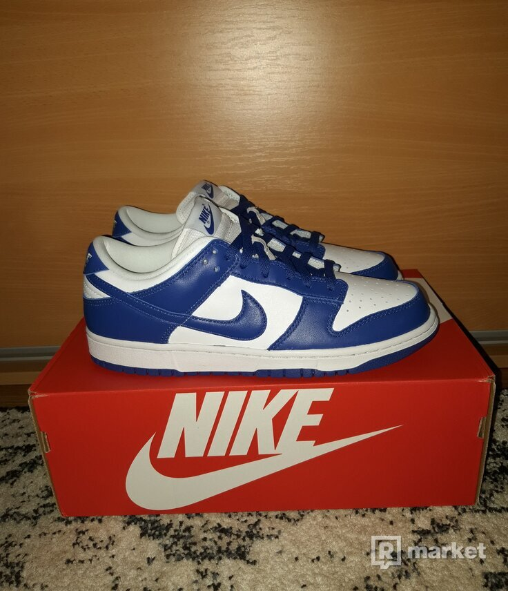 Nike Dunk Kentucky Royal