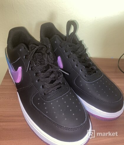 Nike Air Force 1 07 Premium Active Fuchsia