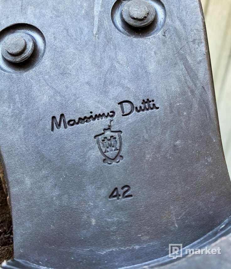 Massimo Dutti mokasíny