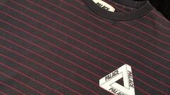 Palce striped triferg tee
