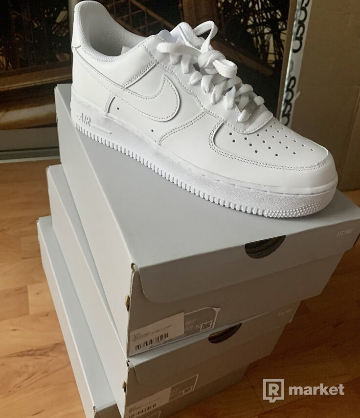 Air Force 1 Low White 07'