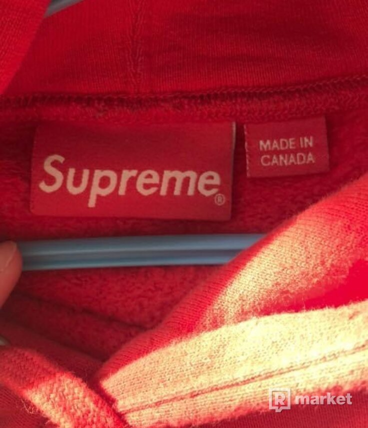 Supreme motherfucker hoodie