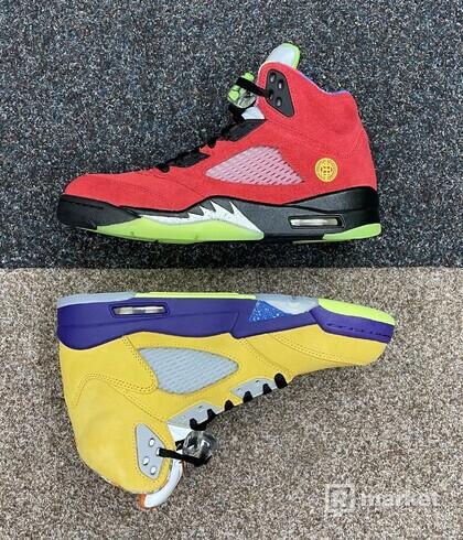 Air Jordan What THE