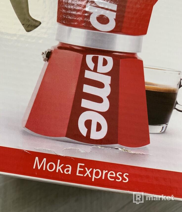Supreme Bialetti Moka Express Red