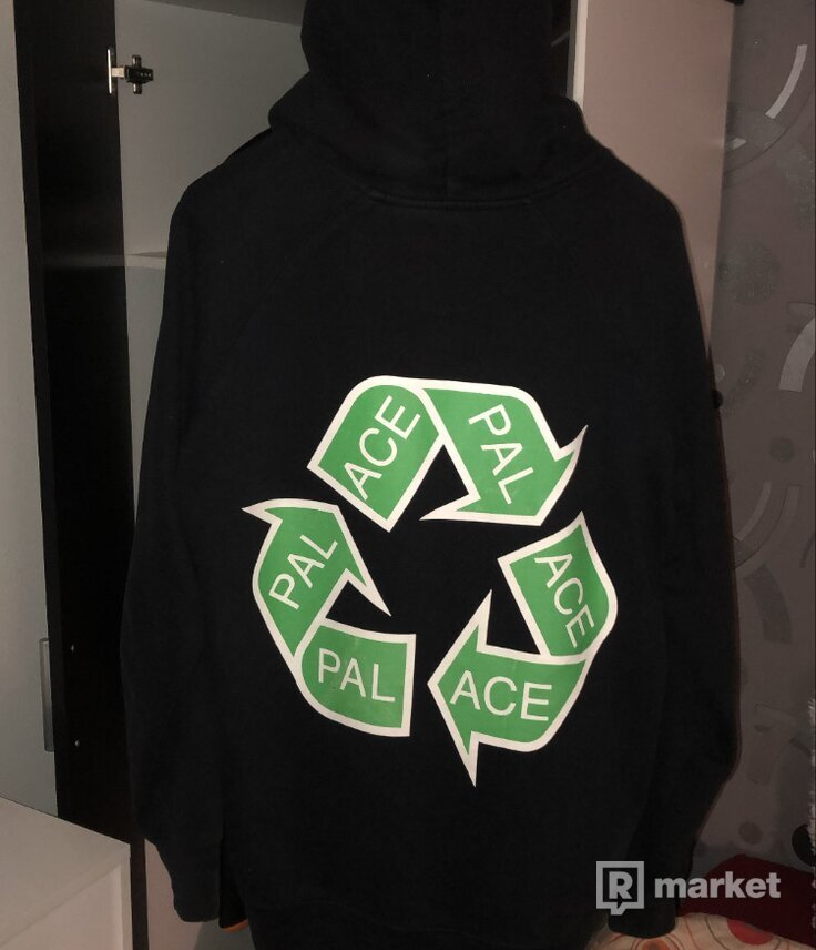 Palace recycle tri ferg hoodie