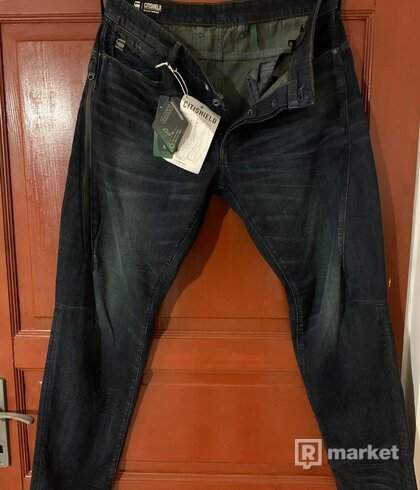 G-Star RAW Citishield 3D Slim Tapered Jeans