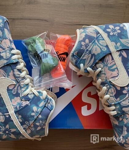 Nike Dunk High Hawaii size 42