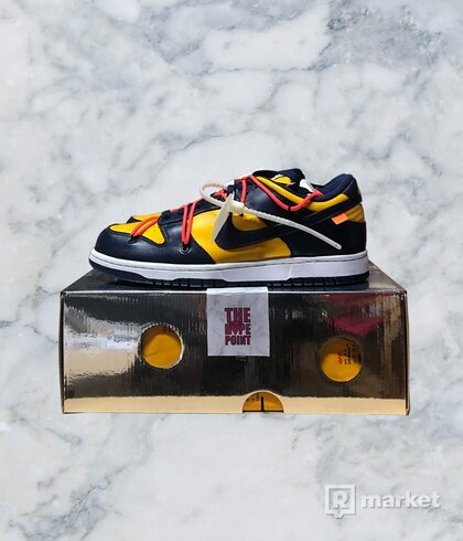 Nike Dunk Low Off-White