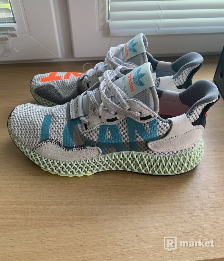 Adidas ZX 4000 4D I Want I Cant