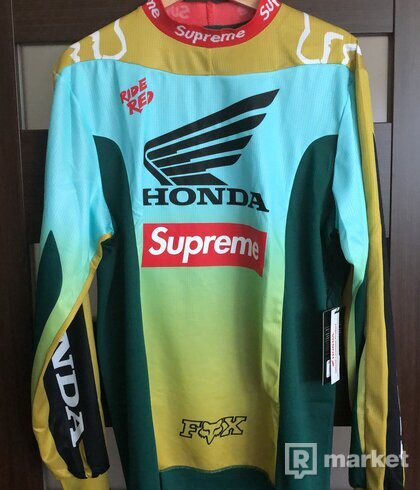 Supreme Racing Moto Jersey Top