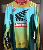 Supreme Racing Moto Jersey Top