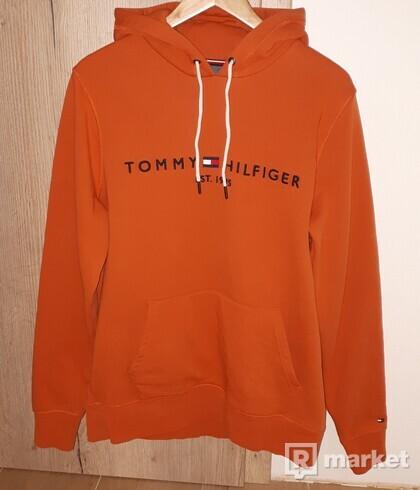 Tommy Hilfiger Logo Flex Fleece Hoodie