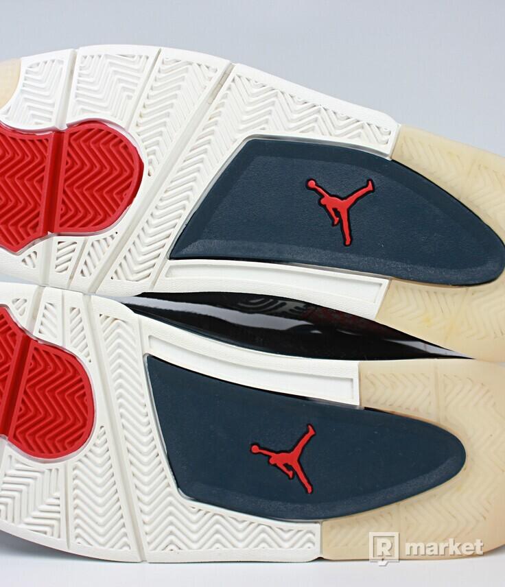 "Air Jordan Retro 4 SE ""Sashiko"""