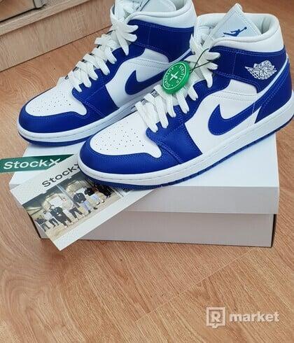 Nike Jordan 1 Kentucky Blue