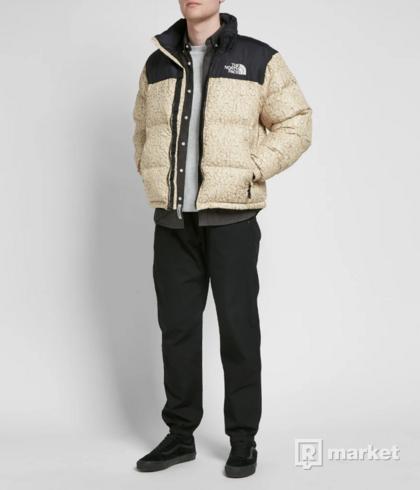 The North Face M 1996 Retro Nuptse Jacket White Sherpa S