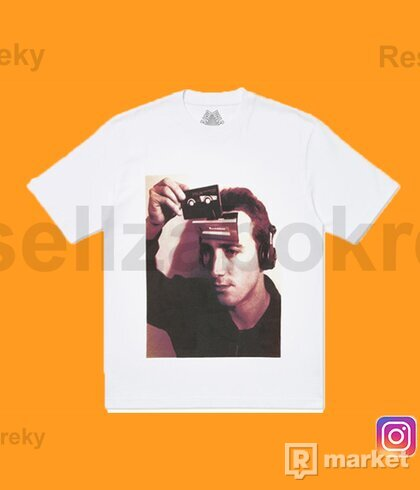 Palace Deckhead T-Shirt White