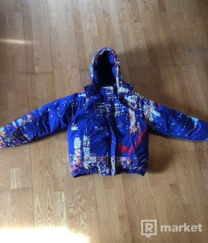 Supreme City Lights Puffy Jacket