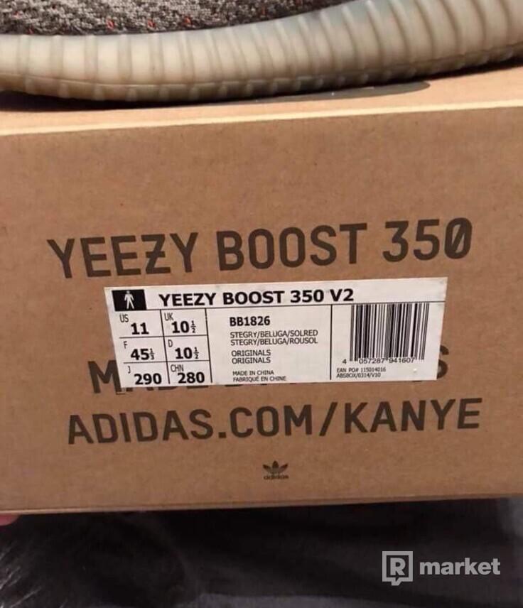 Yeezy boost 350 v2 Belugas