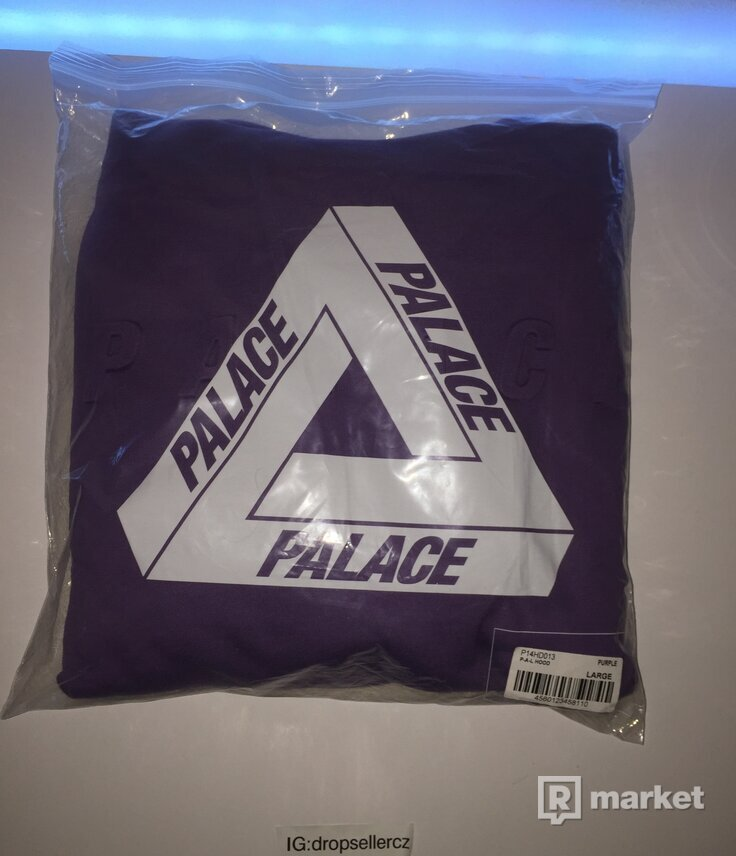 PALACE P-A-L hoodie