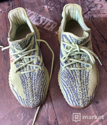 Yeezy boost 350 - Semi Frozen Yellow