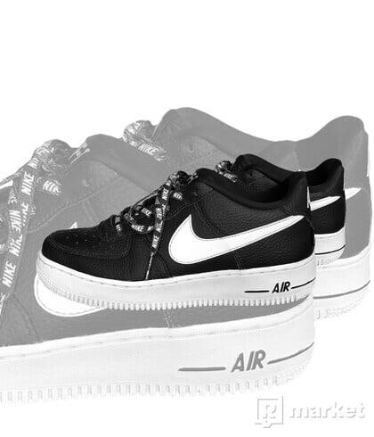 Nike Air Force 1 NBA Black/White