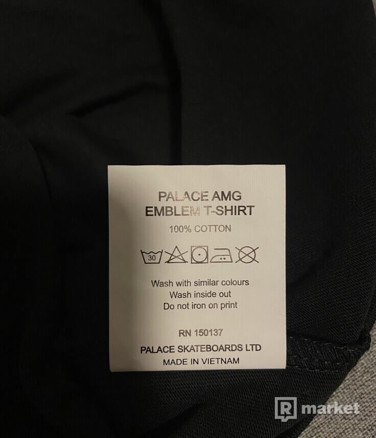 Palace AMG Emblem T-Shirt Black