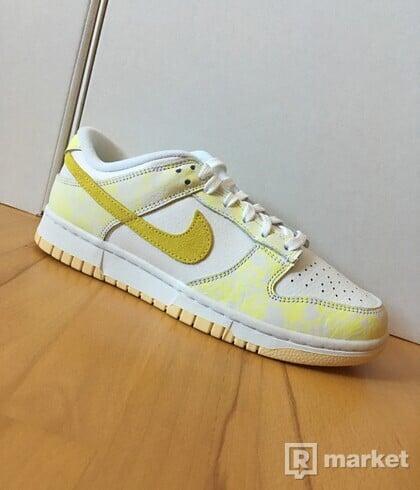 Nike Dunk Low Yellow Strike [40]