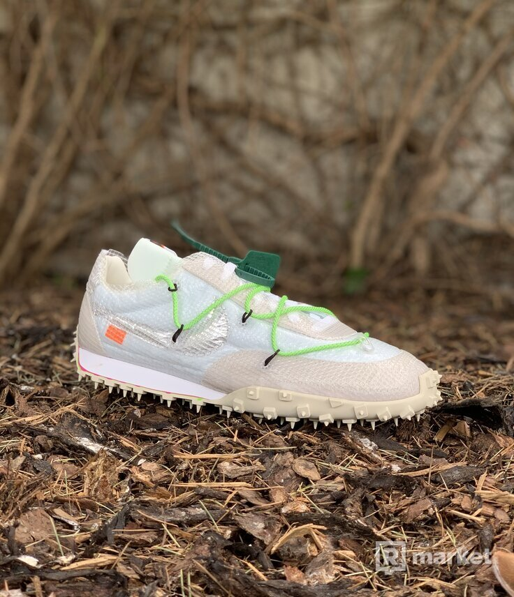 Nike x OW Racers White