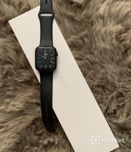 Apple Watch 5 44mm Space Gray