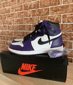 Nike Air Jordan 1 High Court Purple 44,5