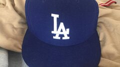 New Era La Dodgers fitted