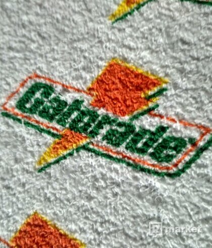 VINTAGE GATORADE-NBA TOWEL