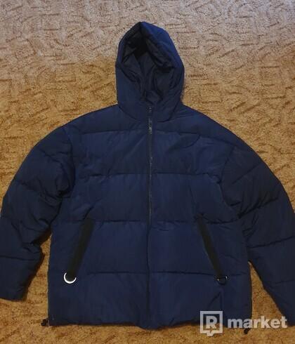 Pánska zimná puffer bunda NOVÁ