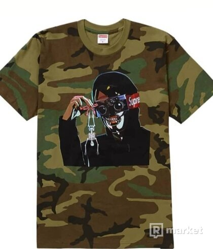 Supreme Creeper Camo tee