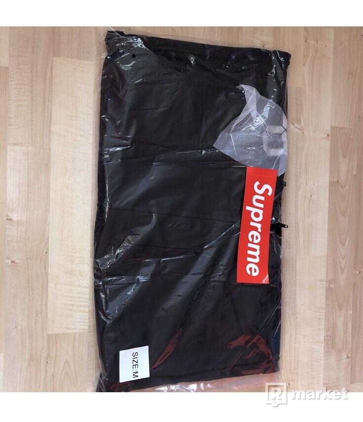 Supreme digital logo track jacket black