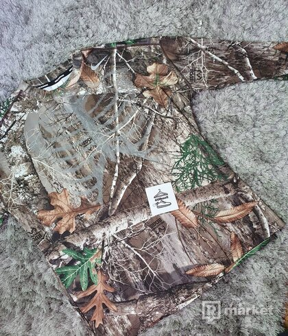 NikeLab Skelton Forest Camo
