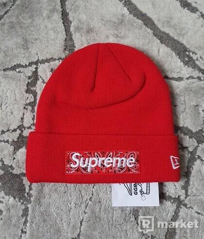 "Supreme ""Bandana Box Logo"" Beanie"