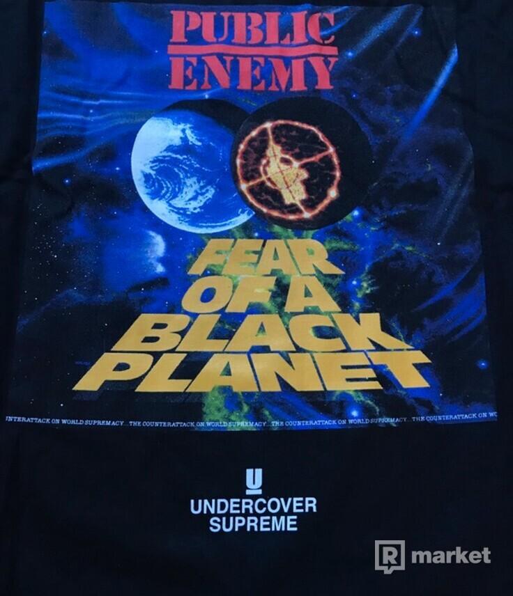 Supreme /Undercover /Public Enemy Counterattack L/S