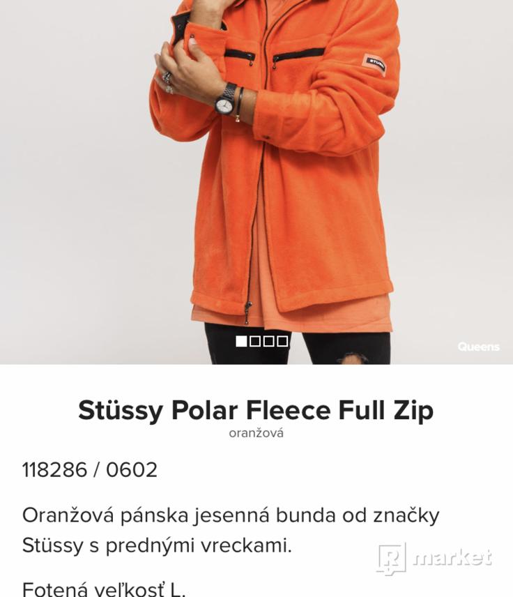 Stüssy Polar Fleece Full Zip