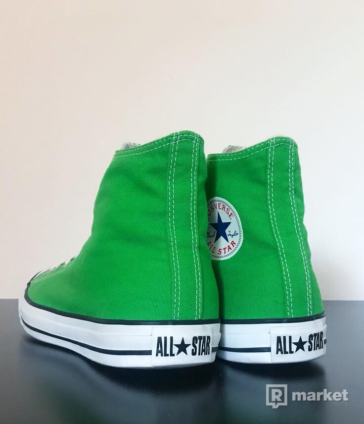 Converse All Star Chuck Taylor Slime Green
