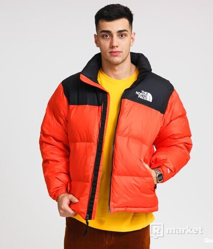 The North Face M 1996 Retro Nuptse Jacket oranzova M/L